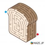 White bread maze
