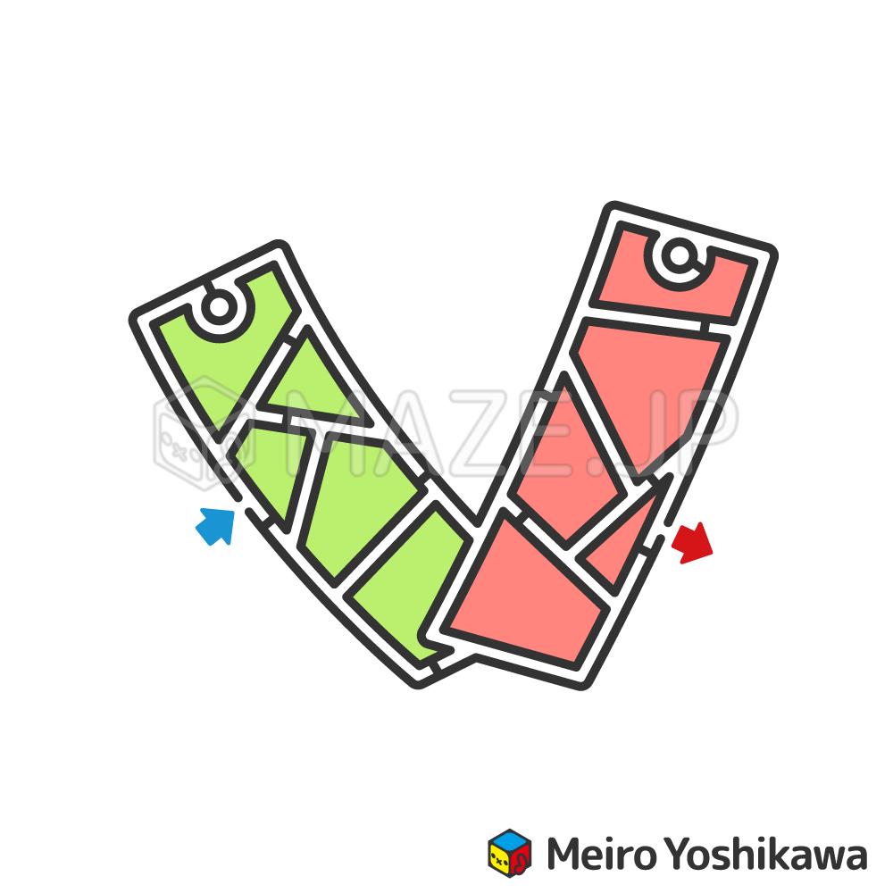 Tanabata maze