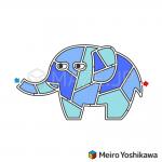 Elephant maze(象の迷路)
