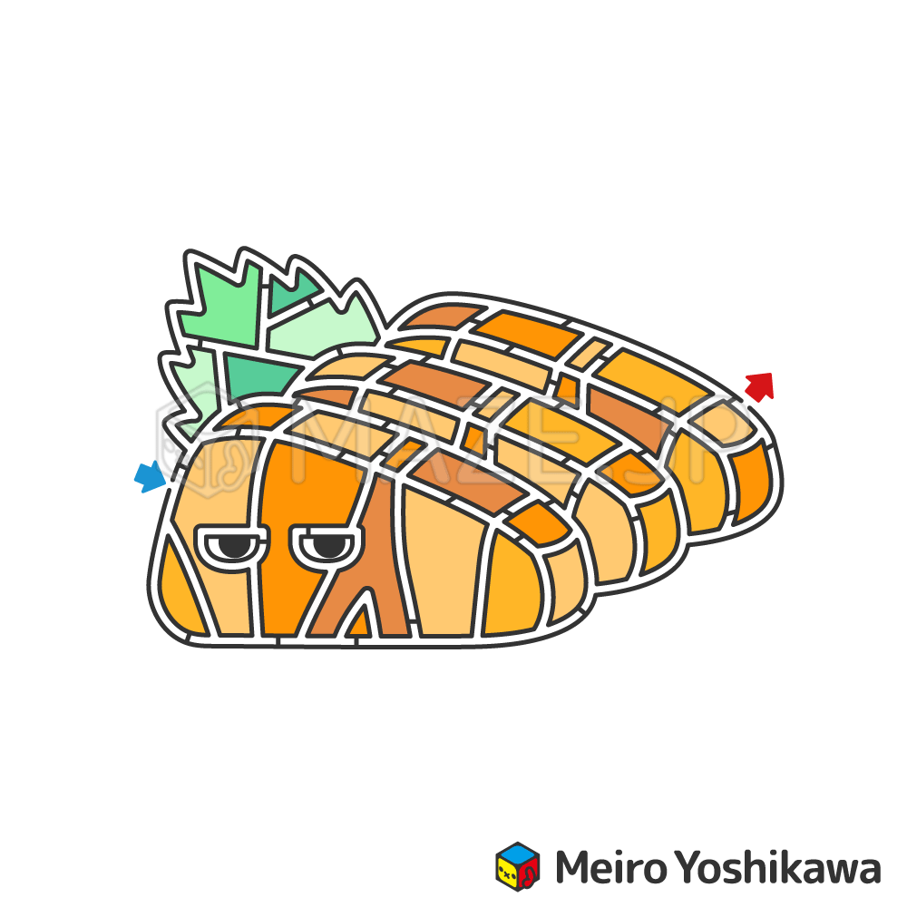 Sashimi maze