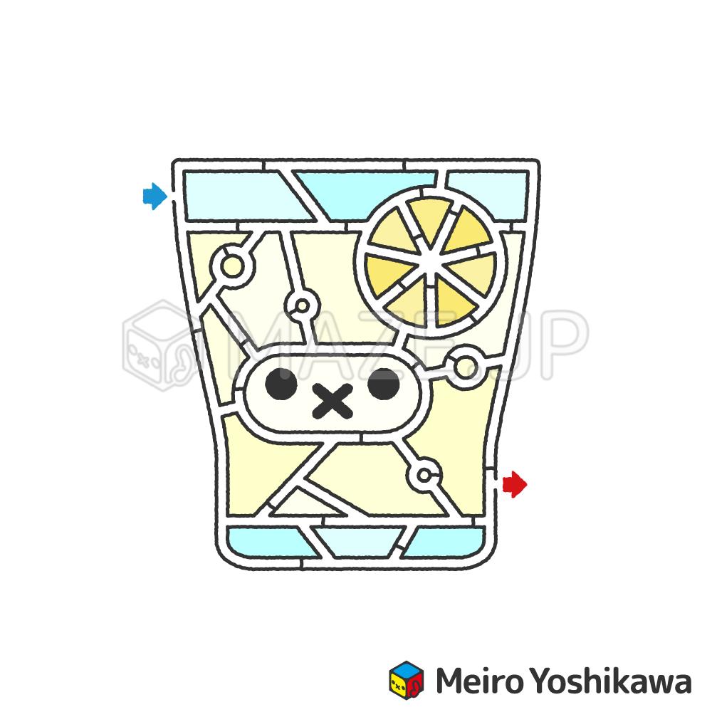 Lemonade maze