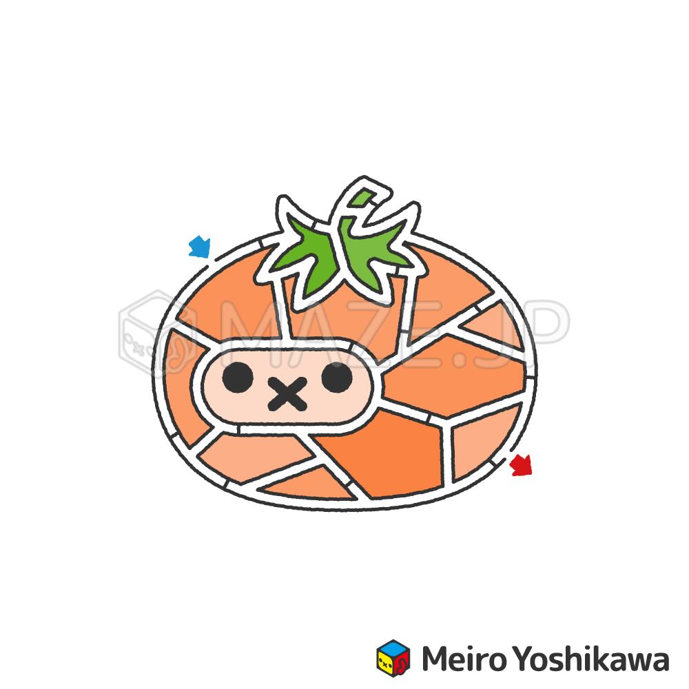 Tomato maze