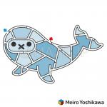 Whale maze