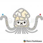 Squid maze