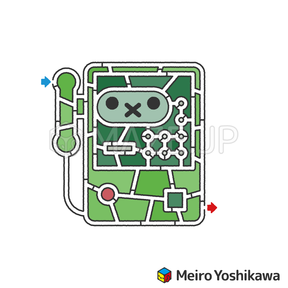 Pay phone maze