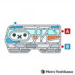 Monorail maze